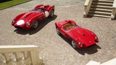 Ferrari Testa Rossa J: foto e prezzo del modello elettrico