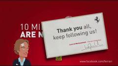 Ferrari: un cartoon per festeggiare i 10 milioni di fans su FB - Immagine: 9