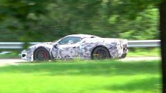 Nuova Ferrari V6 Hybrid: video spia, motore, sound. Ultime news