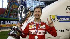 """Ferrari, Vettel: """"Per il 2019 il mio obiettivo è chiaro"""""""