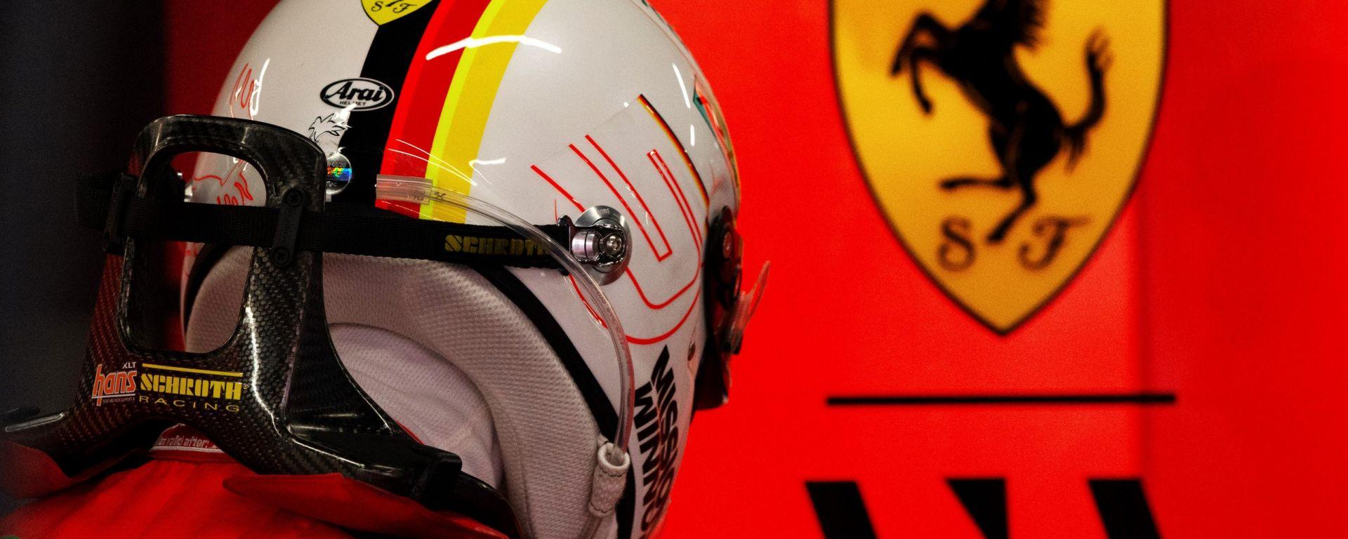Vettel tende la mano alla Ferrari sul rinnovo contrattuale