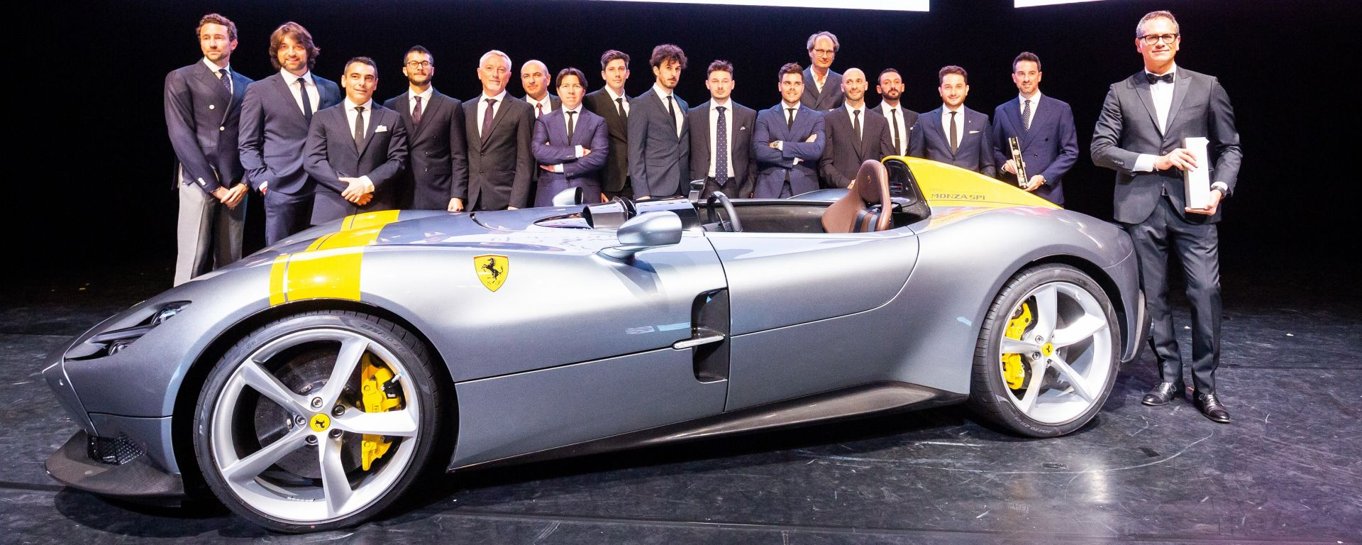 Ferrari vince il Red Hot: Design Team of the year 2019