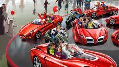 Ferrari World: a Barcellona aprirà 7 aprile 2017 - Immagine: 4