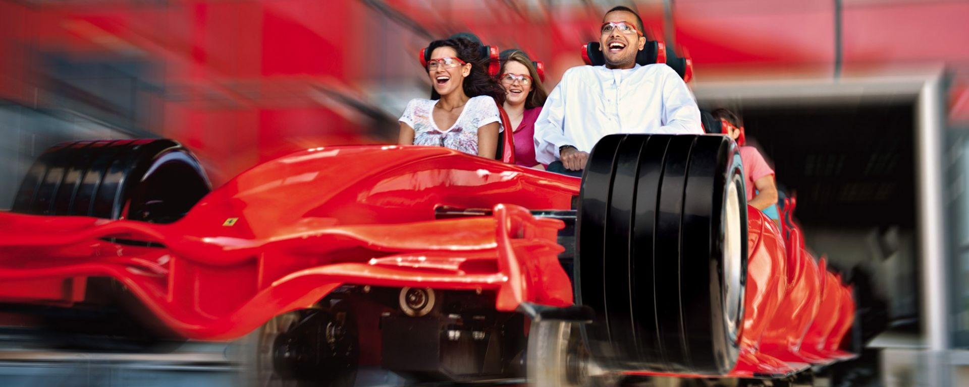 Ferrari World: a Barcellona aprirà 7 aprile 2017
