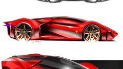 Ferrari World Design Contest: le Rosse del 2025 - Immagine: 23