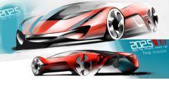 Ferrari World Design Contest: le Rosse del 2025 - Immagine: 1