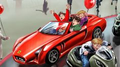 Ferrari World: la realizzazione del parco ha richiesto un investimento di 100 milioni