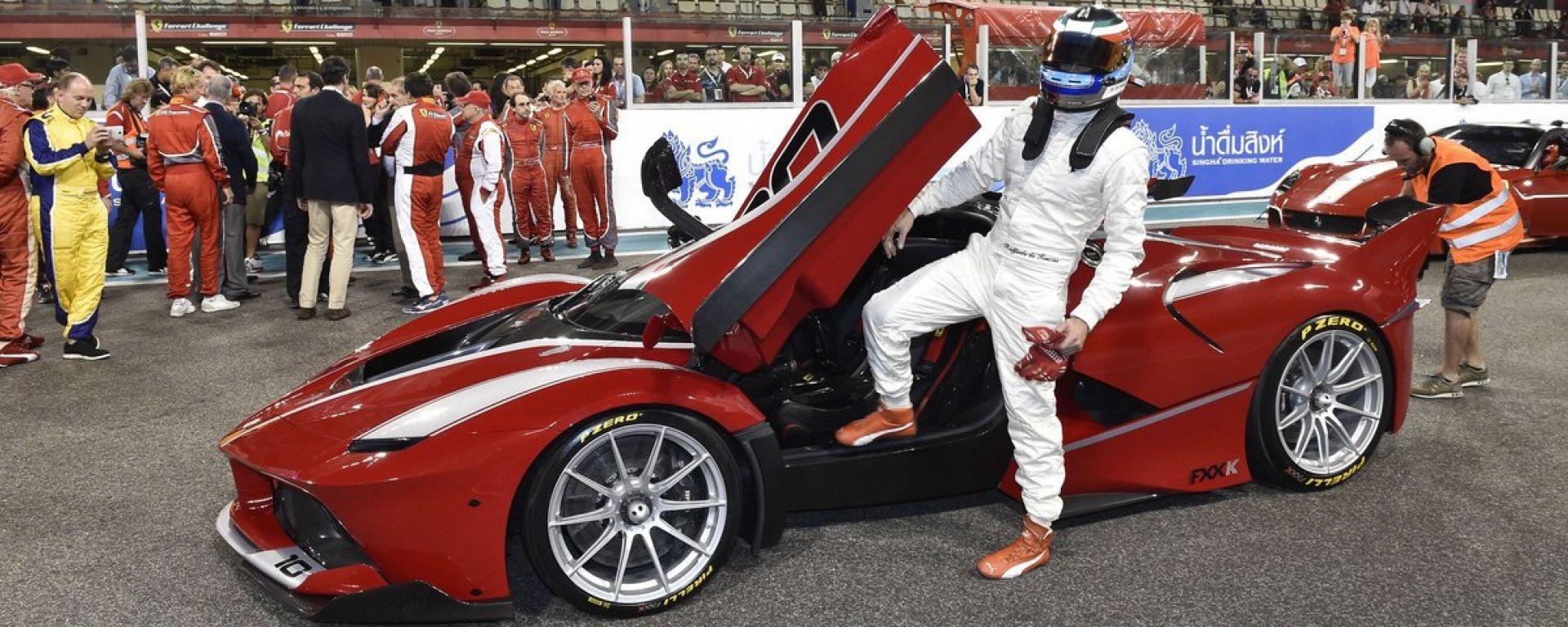 Ferrari XX: te le porti e le guidi dove vuoi