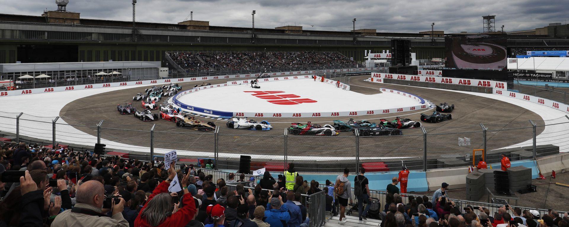 Formula E, Fia ufficializza calendario e regole 2019-2020