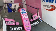 Fia F2 2019, Monza: il box di Anthoine Hubert