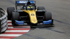 FIA F2, gara-1 Monaco 2019, Luca Ghiotto (UNI Virtuosi)