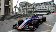 FIA F2, gara-1 Monaco 2019, Nobuharu Matsushita (Carlin)