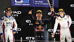 Fia F2 GP Abu Dhabi 2016: Pierre Gasly (Prema Powerteam) vince gara e campionato