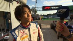F2 Monza, Gara-1: vince Matshushita, Ghiotto 2° in rimonta - Immagine: 2