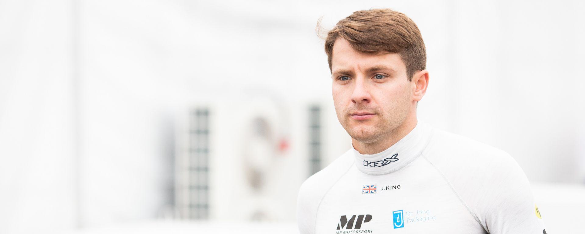 Fia Formula 2 2019, Jordan King