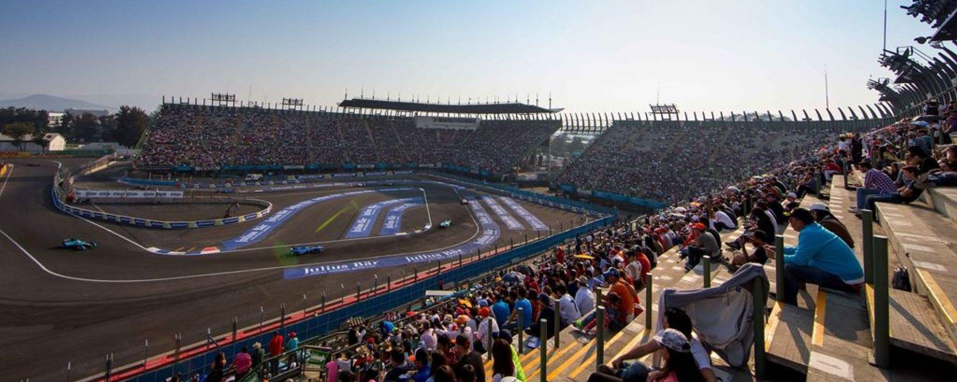 FIA Formula E 2017/2018 - ePrix del Messico 2017/2018