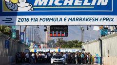 Fia Formula E Marrakesh ePrix