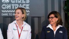 FIA Girls on Track, il lato rosa della Ferrari Driver Academy