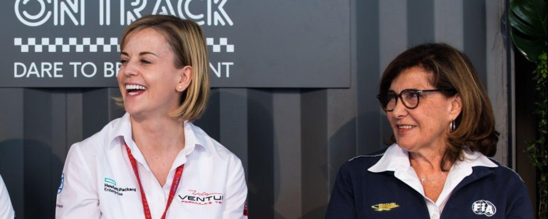 Nasce FIA Girls on Track, l'iniziativa che porterà un volto femminile nella Ferrari Driver Academy