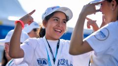 Motorsport Games e Fia Girls on Track a Vallelunga