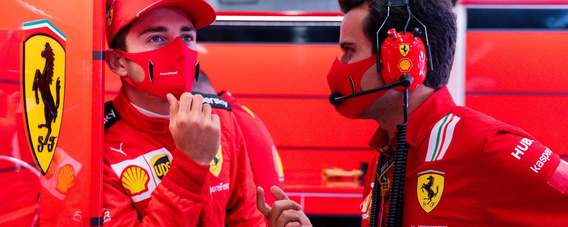 Tutti negativi i test al coronavirus, ma la FIA redarguisce la Ferrari