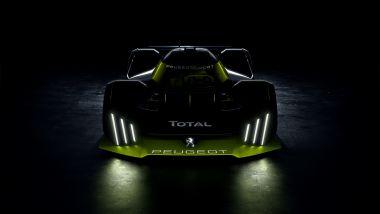 FIA WEC: prima bozza della nuova Hypercar Peugeot