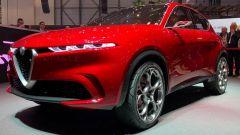Fiancata Alfa Romeo Tonale concept