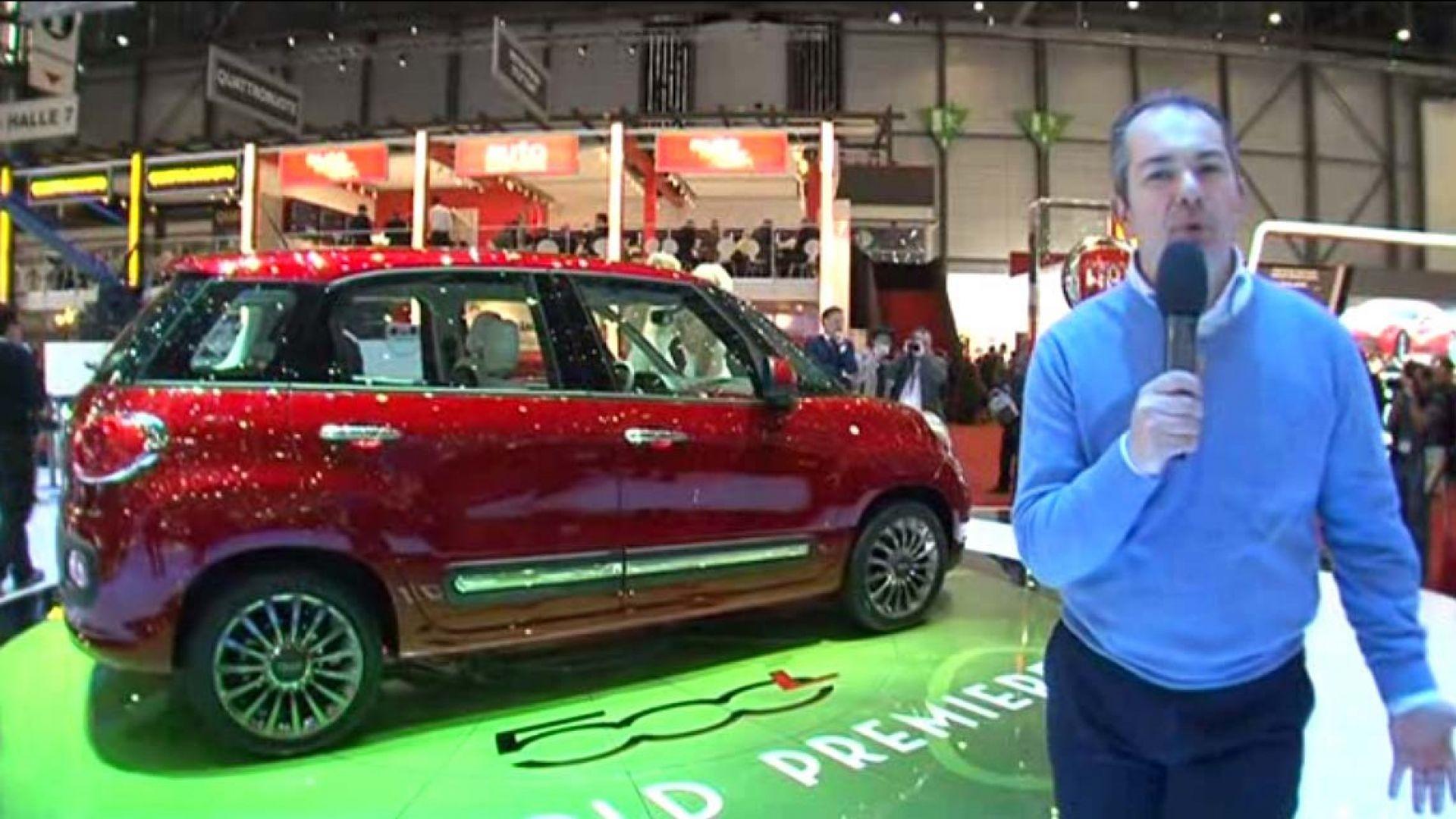 Immagine 1: Salone di Ginevra 2012: Fiat