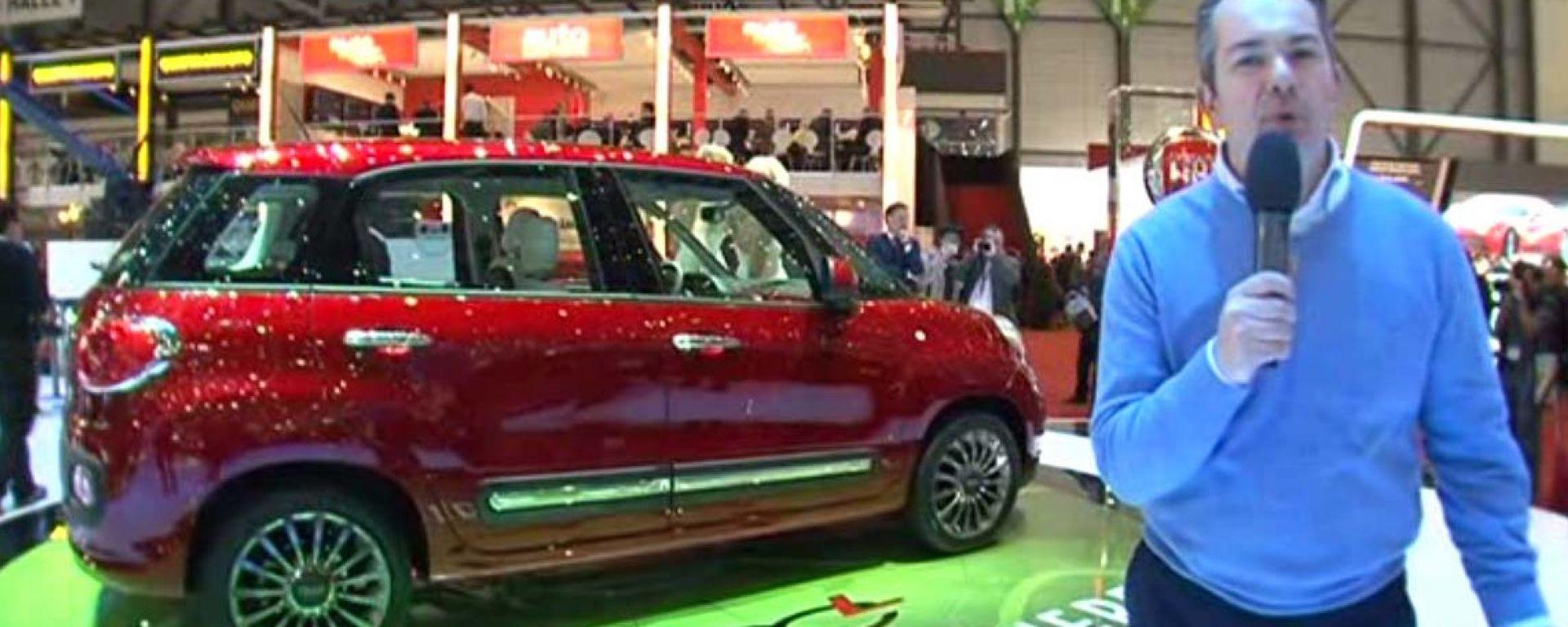 Salone di Ginevra 2012: Fiat