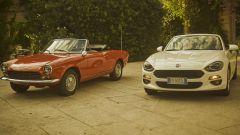 Fiat 124 Spider: la cabrio del Lingotto compie 50 anni - Immagine: 1