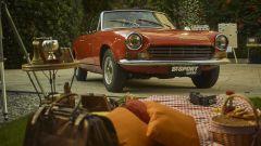 Fiat 124 Spider: la cabrio del Lingotto compie 50 anni - Immagine: 13