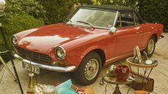 Fiat 124 Spider: ha debuttato al Salone di Torino il 3 novembre del 1966