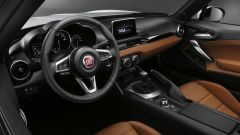 Fiat 124 Spider ha uno schermo da 7
