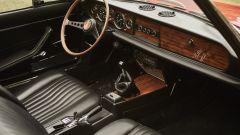Fiat 124 Spider: la firma di Pininfarina assicurava eleganza del design e degli interni