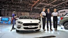 Fiat 124 Spider S-Design in video dal Salone di Ginevra 2018 - Immagine: 2