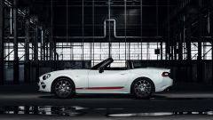 Fiat 124 Spider S-Design: vista laterale