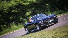 """Fiat 124 Spider: la gioia del """"senza"""" - Immagine: 1"""