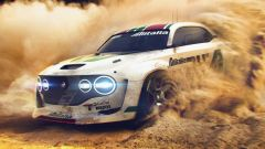 Fiat 131 Rally: il rendering