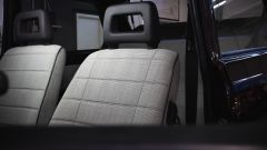 Fiat 4x4 Icon-e Panderis, i sedili