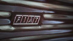 Fiat 4x4 Icon-e Panderis, il logo Fiat