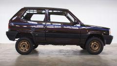 Fiat 4x4 Icon-e Panderis, la fiancata
