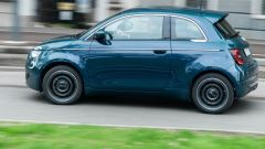 Fiat 500, 5 stelle ai test Green NCAP