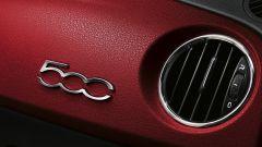Fiat 500 60esimo anniversario: interni ancora più raffinati