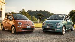Fiat 500 Anniversario: una serie limitata per i 60 anni