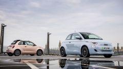 * Fiat 500 auto dell'anno ai News UK Motor Awards 2021