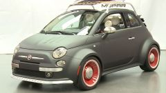 Fiat 500 Beach Cruiser - Immagine: 3