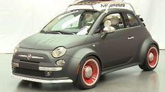 Fiat 500 Beach Cruiser - Immagine: 3