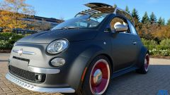 Fiat 500 Beach Cruiser - Immagine: 2