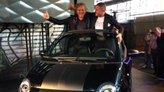 Fiat 500 cabrio: con Garage Italia Customs diventa 555 RR - Immagine: 7