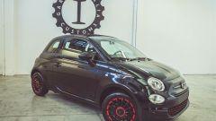 Fiat 500 cabrio: Garage Italia Customs ha preso quella di Renzo Rosso e ha creato la 555 RR